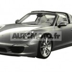 Upcoming 2015 Porsche 911 Targa images leaked