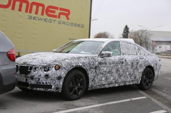 Upcoming 2016 BMW 7-Series Will Get an Extra Long Wheelbase Variant