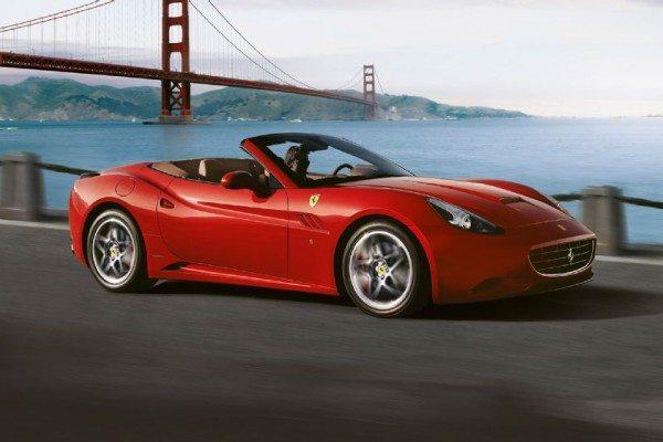 Next Generation 2015 Ferrari California to have Maserati's twin-turbo 3.8-liter V8