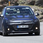 Upcoming 2015 Hyundai i20 Spied in Spain