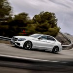 Upcoming 2015 Mercedes Benz C63 AMG digitally imagined