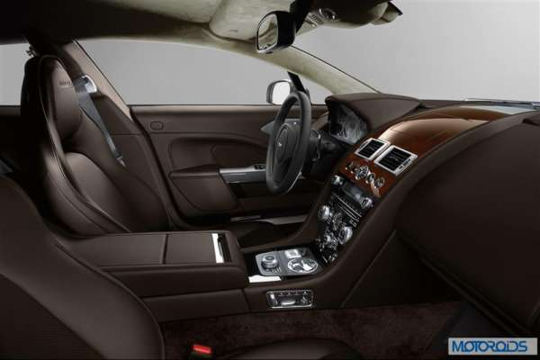 Aston Martin Rapide Price India Aston Martin Rapide s Interior