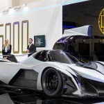 Made in Dubai: The 5000 bhp Devel Sixteen Supercar
