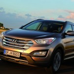 New 2014 Hyundai Santa Fe to be Launched on February 6, 2014
