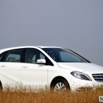 Mercedes Benz B Class B180 CDI Diesel Road Test Review: Bang for Buck!