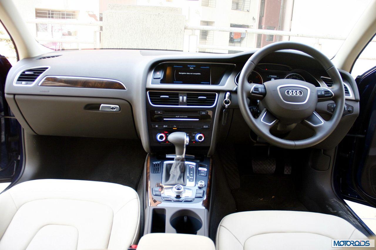 2014 Audi A4 Interior