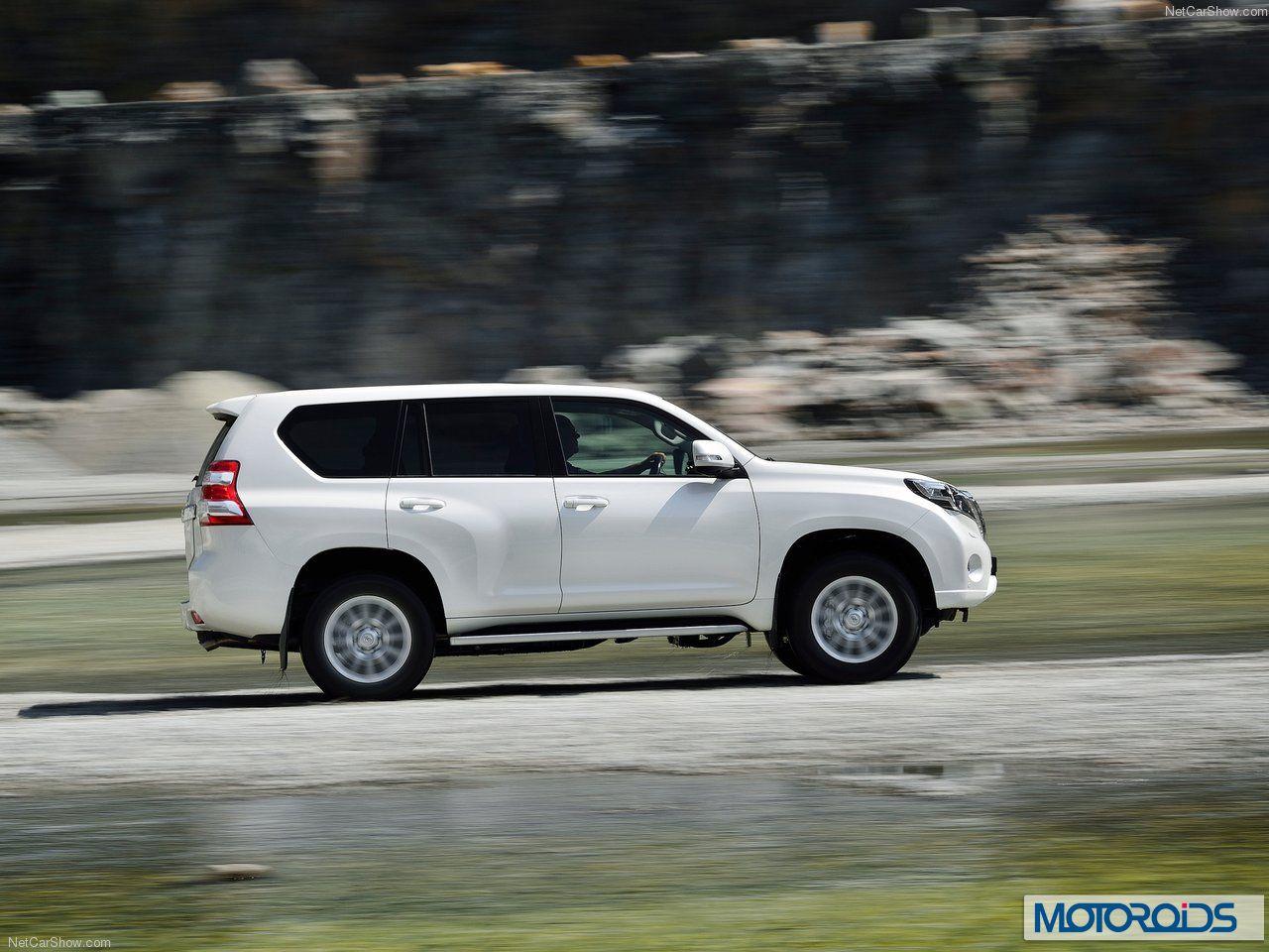 New 2014 Toyota Land Cruiser