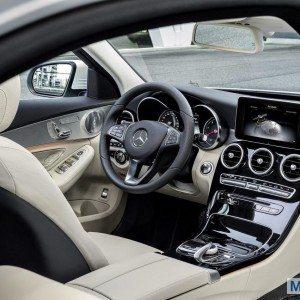 New 2015 Mercedes C Class Interior (1)