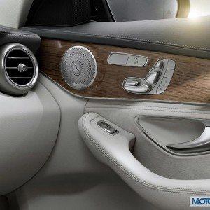 New 2015 Mercedes C Class Interior (3)