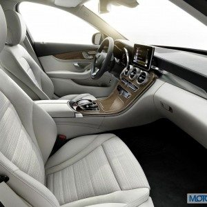 New 2015 Mercedes C Class Interior (4)
