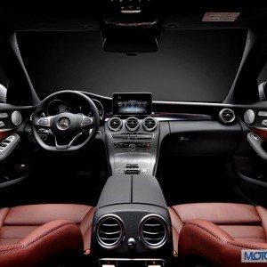 New 2015 Mercedes C Class Interior (6)