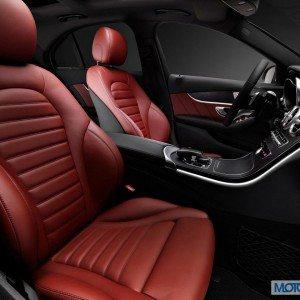 New 2015 Mercedes C Class Interior (8)