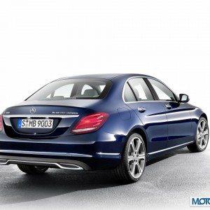New 2015 Mercedes C Class exterior (10)