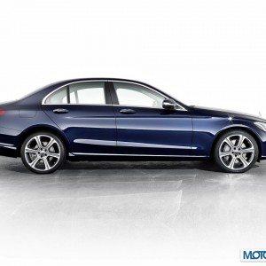 New 2015 Mercedes C Class exterior (11)