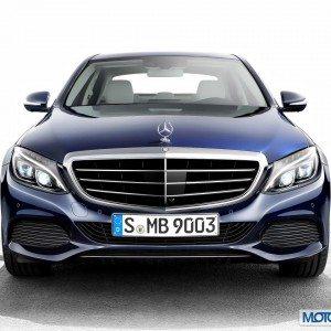 New 2015 Mercedes C Class exterior (12)