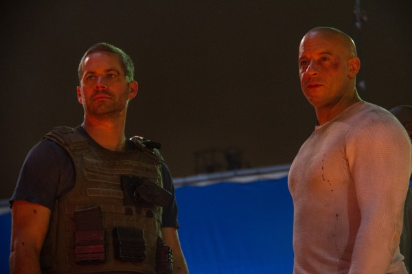 Fast and Furious 7 Releasing in April 2015; Paul Walker did film the whole movie