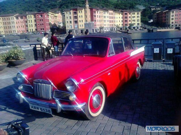 Vintage car Rally Lavasa (12)