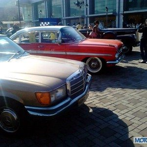 Vintage car Rally Lavasa  (3)