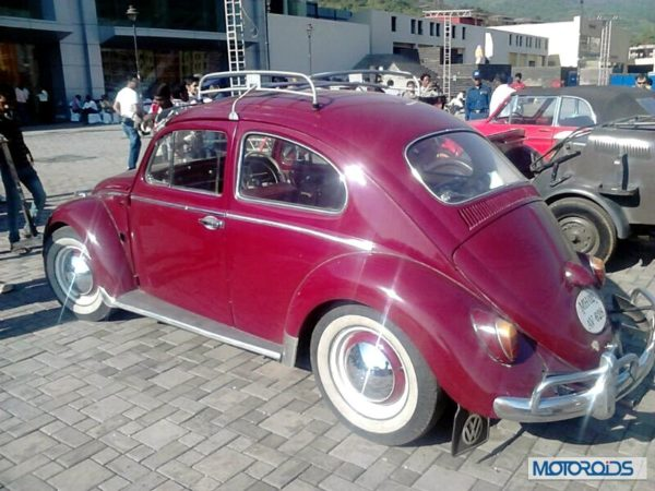 Vintage car Rally Lavasa (5)