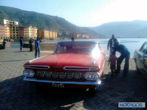Vintage car Rally Lavasa (7)