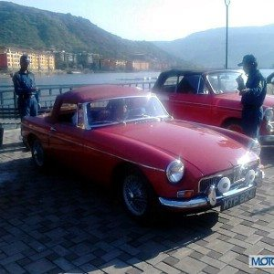 Vintage car Rally Lavasa  (8)