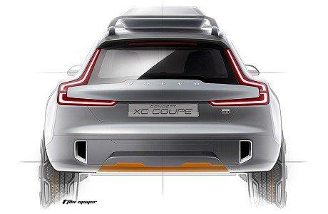 Volvo Concept XC SUV Headed to Detroit