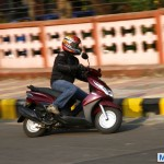 Yamaha Motor India posts 28% overall sales growth in November 2013