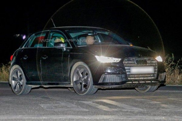 Upcoming 2014 Audi S1 Spotted Without Disguise; Geneva Debut