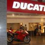 Ducati dismisses scooter rumours