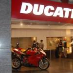 Ducati dismisses scooter rumours