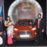 Official Release- Ford EcoSport bags Car of the Year award at Bloomberg TV-Autocar Awards 2014