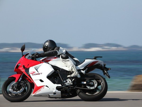 Hyosung GT 250R Limited Edition launch today- What to expect?