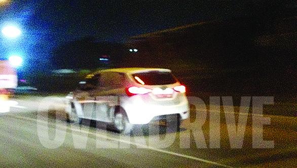 Upcoming Hyundai Compact MPV Spotted near Chennai