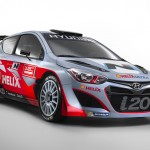 WRC 2014- Hyundai Shell World Rally Team unveiled