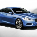 Design of the upcoming Jaguar 3  series rival is ready