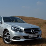 Mercedes E200 Petrol review, images, price and features