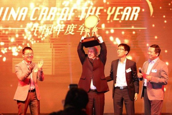New Mercedes-Benz S-Class is 2014 China Car of the Year