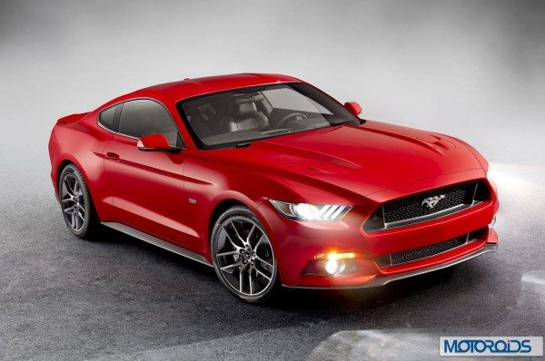 Video- Check out the new Ford Mustang GT on the move
