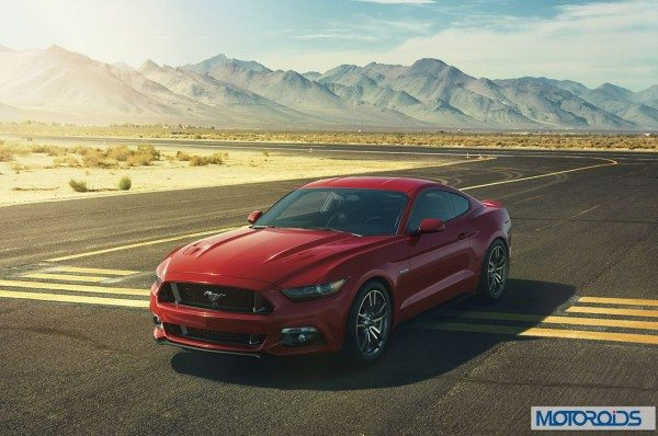 Videos: New 2015 Ford Mustang filmed inside and out