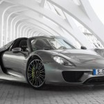 Porsche Says 918 Will Always Be Hybrid