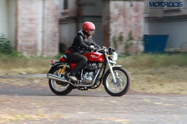 full review- we put the royal enfield continental gt aka cafe