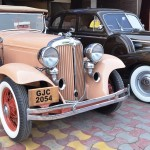 21 Gun Salute 4th International Vintage Car Rally and Auto Show 2014 Announced
