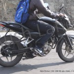 Clearer pictures and details: 2014 Bajaj Pulsar 180NS and Pulsar 150NS