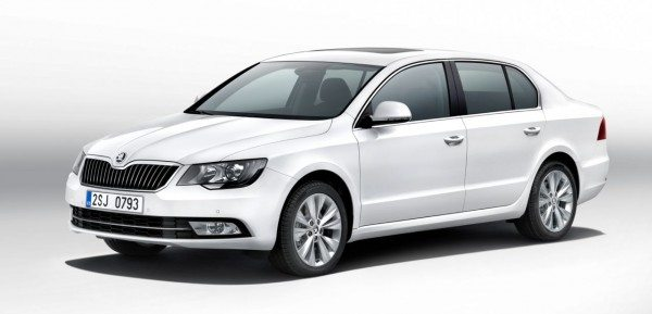 Skoda Working on Next-Gen Superb; Won't be offered with a V6