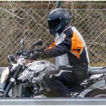 New liquid-cooled 2015 BMW R1200R spied