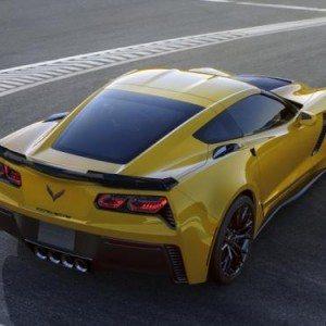 2015 Z06 Corvette Color Options