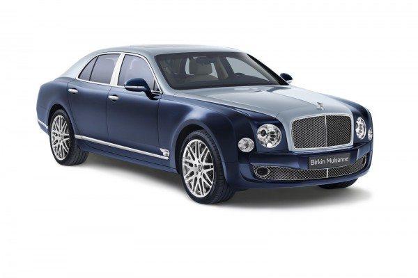 New Bentley Mulsanne Birkin Edition to go on sale in Europe