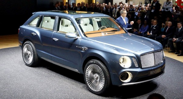 "Upcoming Bentley SUV will Look ""Completely Different"" from the Concept"