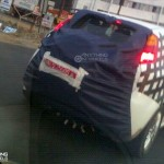 SPIED- Fiat Punto Cross aka Punto Avventure spotted in India