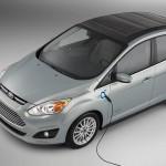 Ford C-MAX Solar Energi concept details revealed